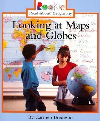 Looking at Maps and Globes als Taschenbuch