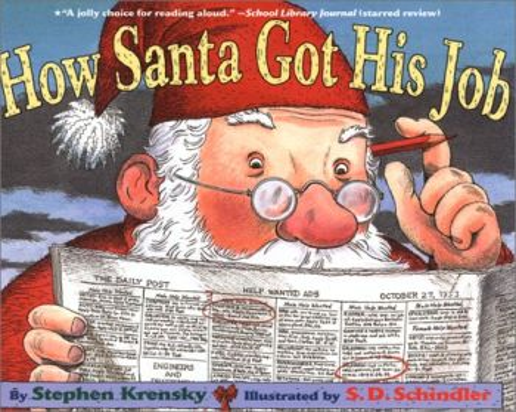 How Santa Got His Job als Taschenbuch