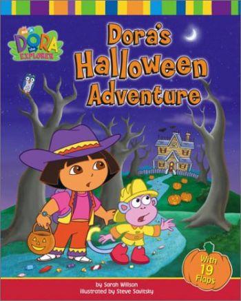 Dora's Halloween Adventure als Buch