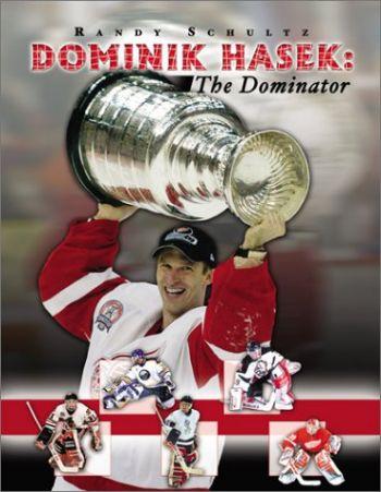 Dominik Hasek: The Dominator als Buch