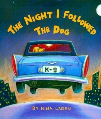 The Night I Followed the Dog als Buch