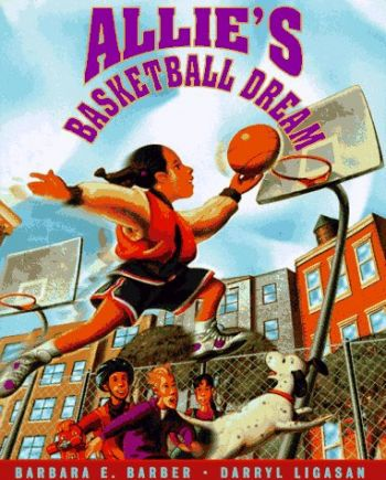 Allie's Basketball Dream als Buch (gebunden)