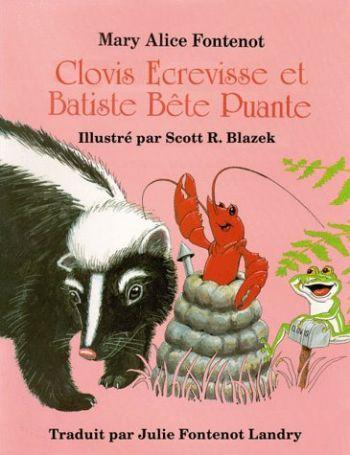Clovis Ecrevisse et Batiste Bete Puante als Buch