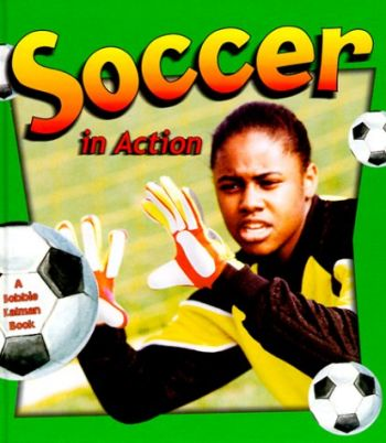 Soccer in Action als Buch