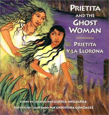 Prietita and the Ghost Woman als Taschenbuch
