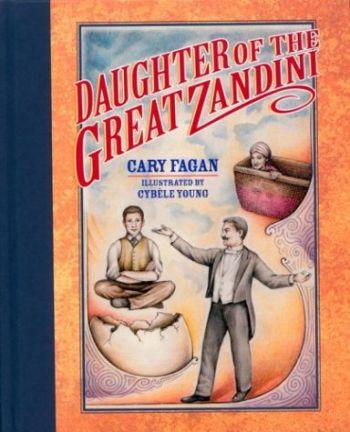 Daughter of the Great Zandini als Buch