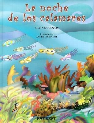 La noche de los calamares als Taschenbuch