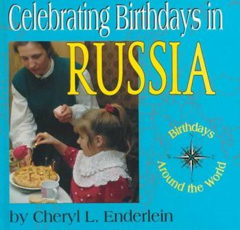 Celebrating Birthdays in Russia als Buch