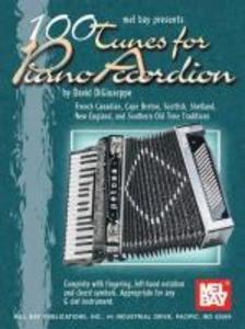 100 Tunes for Piano Accordion als Taschenbuch