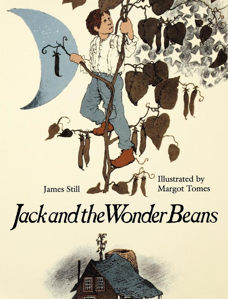 Jack and the Wonder Beans als Buch