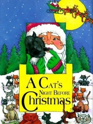 A Cat's Night Before Christmas als Buch