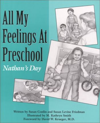All My Feelings at Preschool: Nathan's Day als Taschenbuch