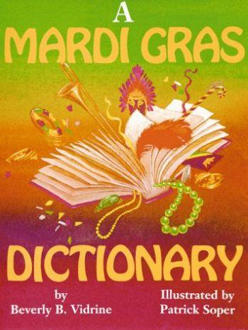 Mardi Gras Dictionary als Buch