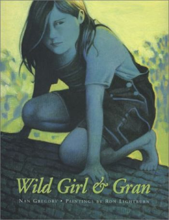 Wild Girl and Gran als Buch