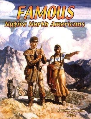 Famous Native North Americans als Taschenbuch