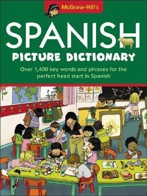 McGraw-Hill's Spanish Picture Dictionary als Buch