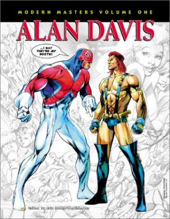 Modern Masters Volume One: Alan Davis als Taschenbuch