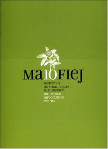 Malofies, 10 premios internacionales de infografía als Taschenbuch