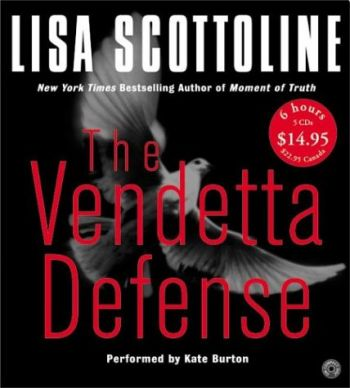 The Vendetta Defense CD Low Price als Hörbuch