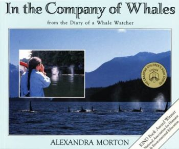 In the Company of Whales als Taschenbuch