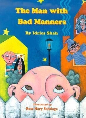 The Man with Bad Manners als Buch
