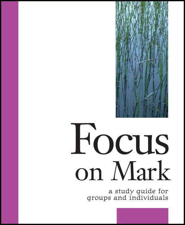 Focus on Mark: A Study Guide for Groups and Individuals als Taschenbuch