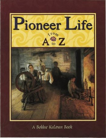 Pioneer Life from A to Z als Taschenbuch