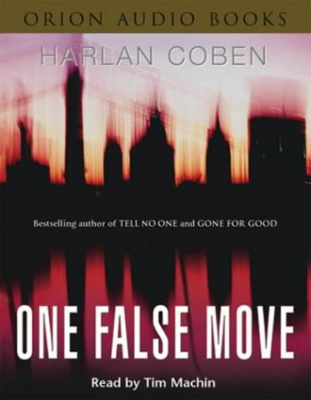 One False Move als Hörbuch