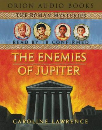 Enemies of Jupiter als Hörbuch