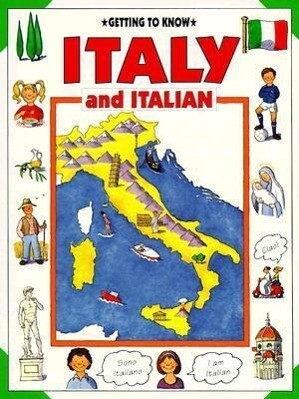 Getting to Know Italy and Italian als Taschenbuch
