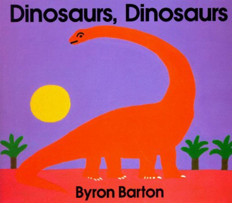 Dinosaurs, Dinosaurs als Buch