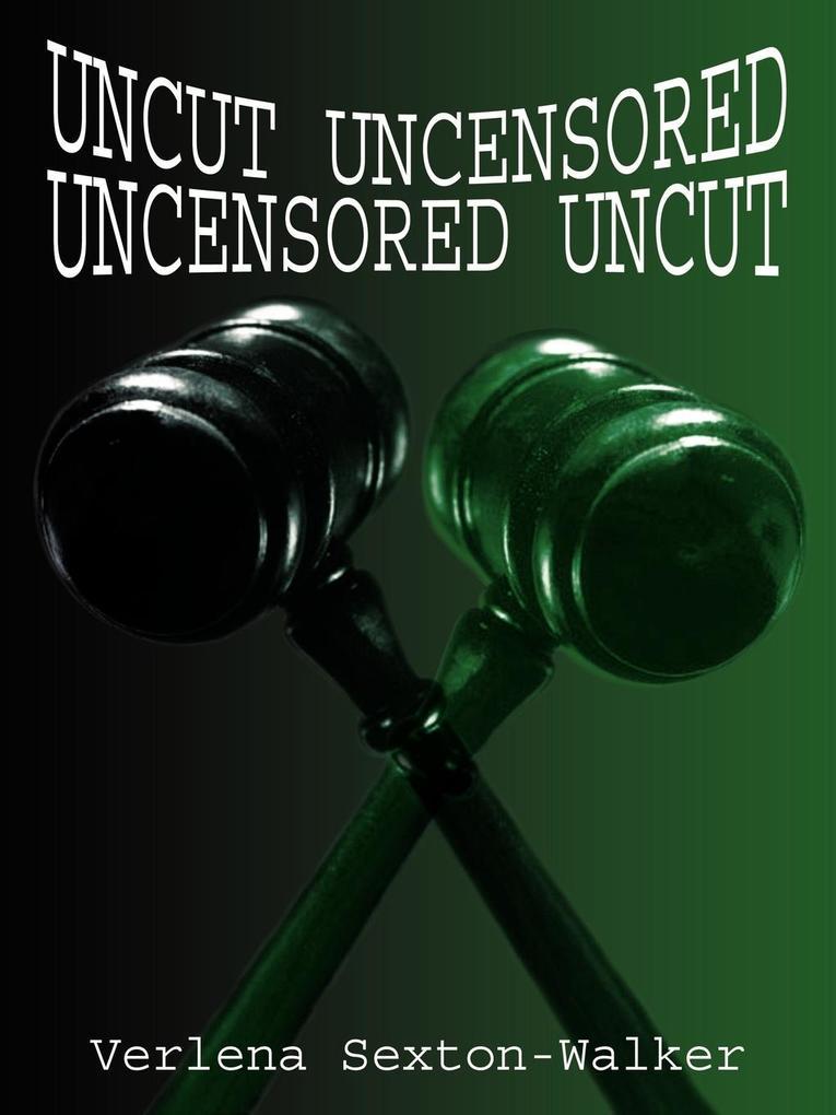 Uncut Uncensored Uncensored Uncut als Taschenbuch