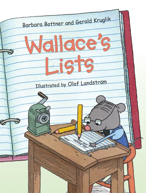 Wallace's Lists als Buch