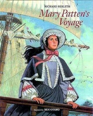 Mary Patten's Voyage als Buch