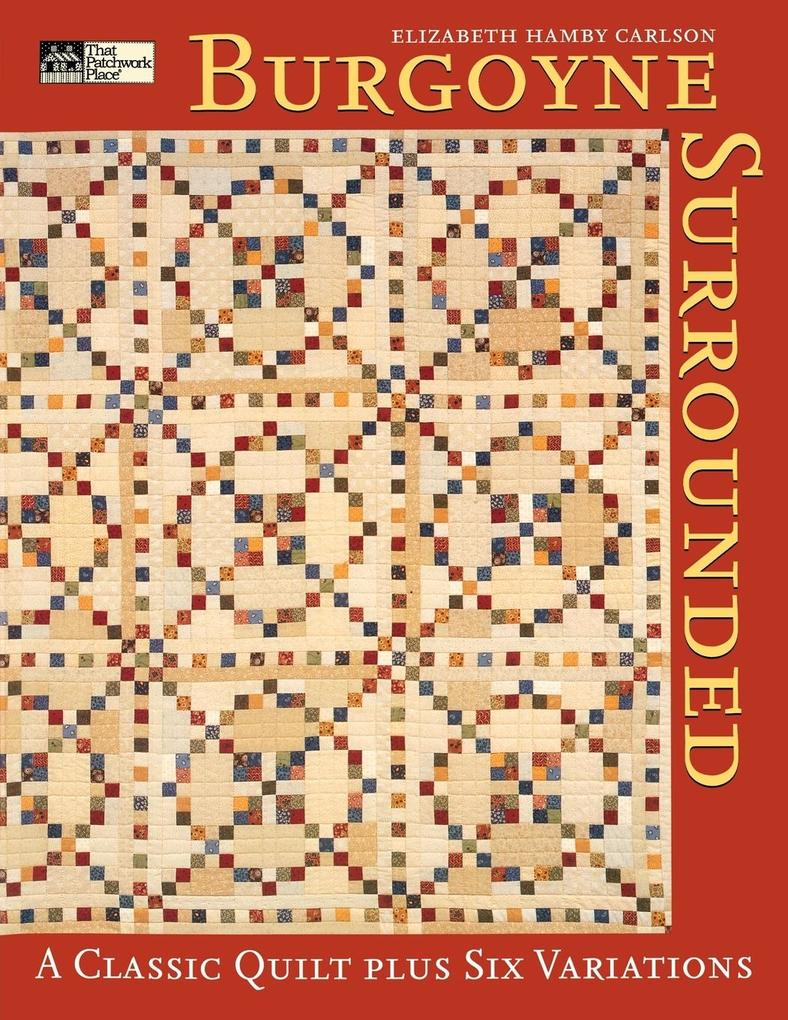 "Burgoyne Surrounded: A Classic Quilt ""Print on Demand Edition"" als Taschenbuch"