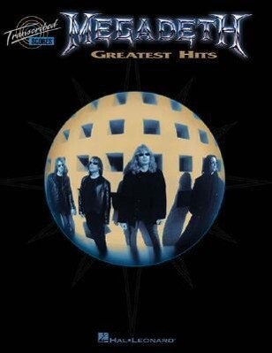 The Best of Megadeth als Taschenbuch