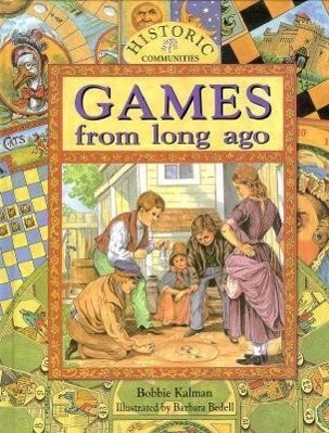 Games from Long Ago als Buch