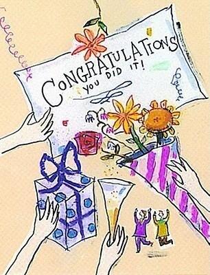 Congratulations: You Did It! als Buch