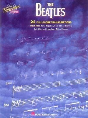 The Beatles Transcribed Scores als Taschenbuch