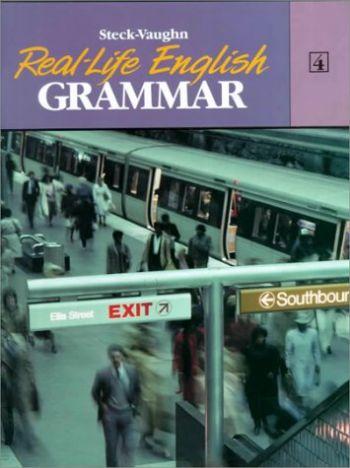 Steck-Vaughn Real-Life English Grammar: Student Edition Int (Book 4) als Taschenbuch
