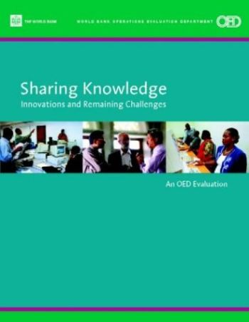 Sharing Knowledge: Innovations and Remaining Challenges als Taschenbuch