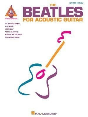 The Beatles for Acoustic Guitar als Taschenbuch