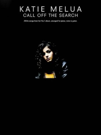 Katie Melua: Call Off The Search PVG als Buch