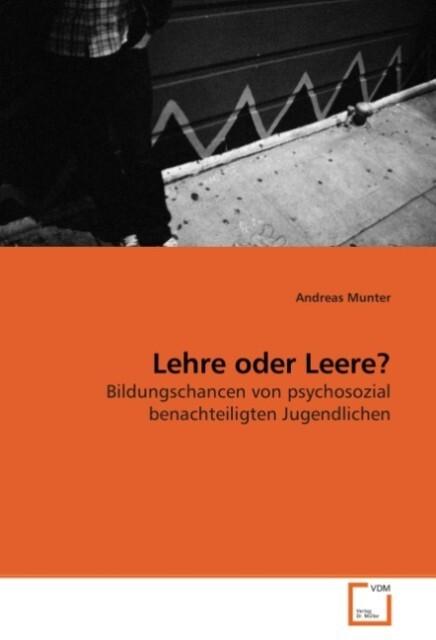 Lehre oder Leere? als Buch von Andreas Munter