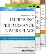 Handbook of Improving Performance in the Workplace,, Volumes 1 - 3 Set