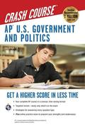 AP(R) U.S. Government & Politics Crash Course Book + Online