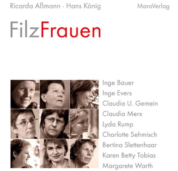 FilzFrauen als Buch von Ricarda Aßmann, Hans König