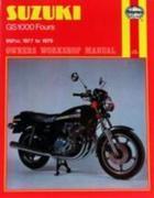 Suzuki GS1000 Fours Owner's Workshop Manual