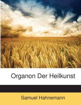 Organon Der Heilkunst als Taschenbuch von Samue...
