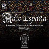 Adio Espana